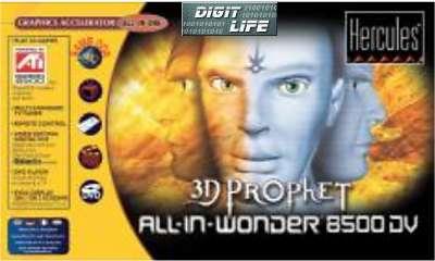 3D Prophet AIW DV