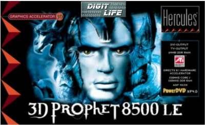 3D Prophet 8500 LE